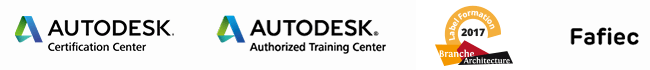 Certification formation autodesk